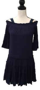 Romeo & Juliet Couture short dress Blue on Tradesy