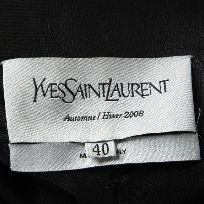 Saint Laurent Leather Jacket Image 5