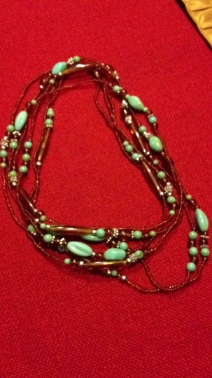 Other Three Necklace