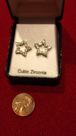 Other Cubic Zirconia And Star Post Earrings