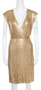 MICHAEL Michael Kors Sequined Rayon Dress