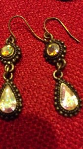 Unknown Feminine Drop Earrings