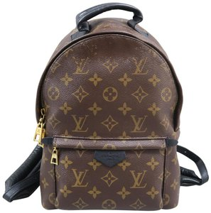 Louis Vuitton Lv Palm Springs Pm Monogram Canvas Backpack