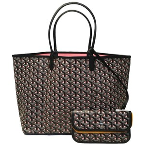 Goyard St Louis Limited Edition St Louis Monogram Tote in pink