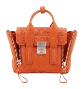 3.1 Phillip Lim Satchel in orange