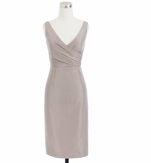 Preload https://img-static.tradesy.com/item/25665447/jcrew-driftwood-silk-sara-in-taffeta-aged-formal-bridesmaidmob-dress-size-4-s-0-0-540-540.jpg