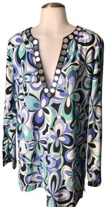 Michael Kors Mirror Disc Swirl Tunic