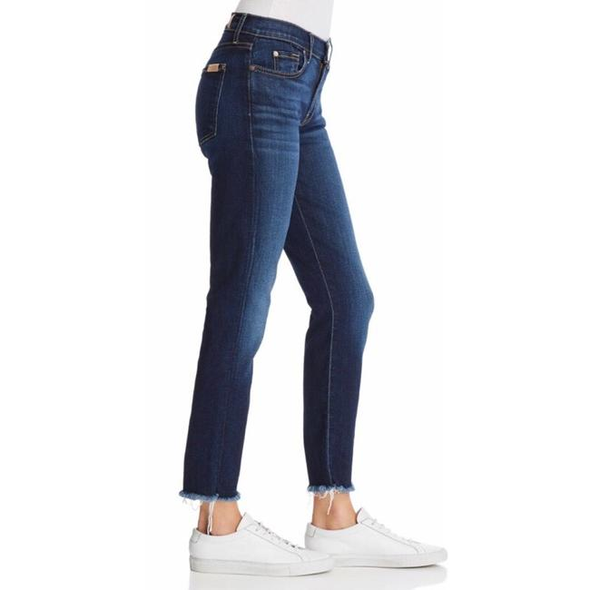 7 For All Mankind Straight Leg Jeans-Medium Wash Image 2