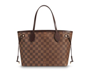 fa1c5722a6c Louis Vuitton Damier Neverfull bags - Up to 70% off at Tradesy