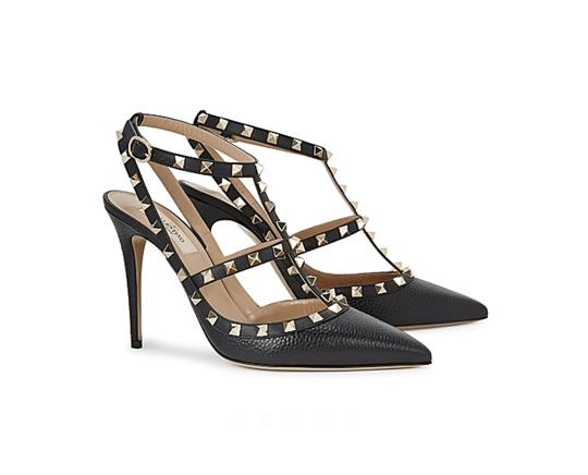 Valentino Black Pumps Image 2