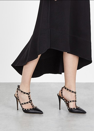 Valentino Black Pumps Image 4