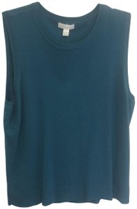 Charter Club Sleeveless Knit Ribbed Sweater