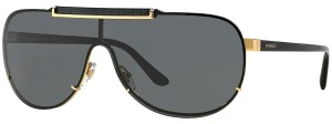 Versace VE2140 1002/87 Single Lens Sunglasses Italy