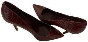 White House | Black Market Maroon Pumps