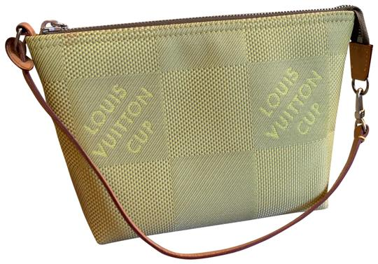 Preload https://img-static.tradesy.com/item/25667768/louis-vuitton-lime-green-limited-edition-cup-geant-damier-pouchbag-cosmetic-bag-0-1-540-540.jpg