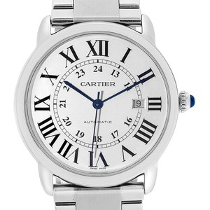 Cartier Cartier Ronde Solo XL 42mm Automatic Steel Mens Watch W6701011