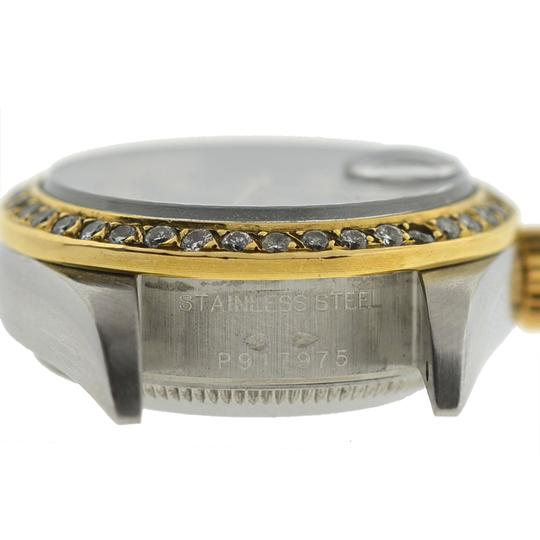 Rolex Rolex 79173 Datejust Two Tone AM Diamond Dial and Bezel Ladies Watch Image 9