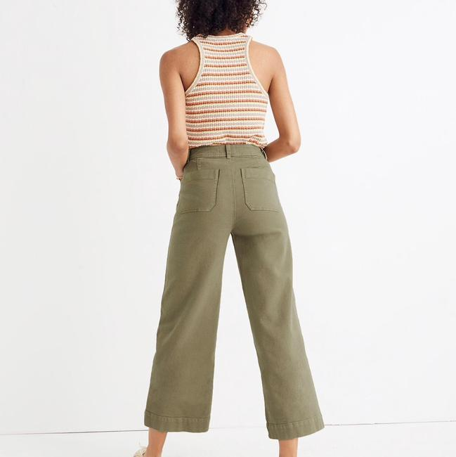 Madewell Trouser/Wide Leg Jeans Image 3