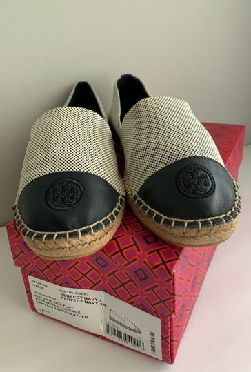 Tory Burch Perfect Navy Wedges Image 5