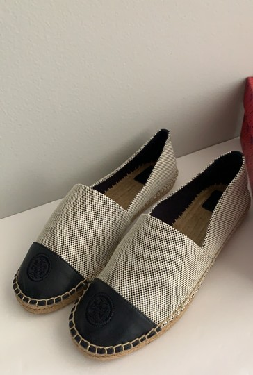 Tory Burch Perfect Navy Wedges Image 6