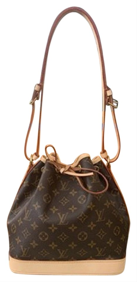 speical offer competitive price new specials Louis Vuitton Box Wow 2019 New Sold Out Petit Noe. Dustbag Made In France.  Brown Monogram Canvas Leather Shoulder Bag