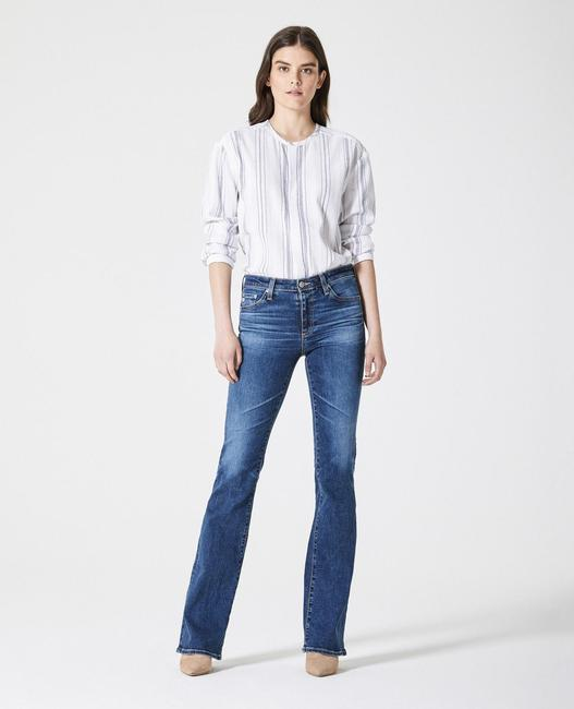 AG Adriano Goldschmied Boot Cut Jeans-Dark Rinse Image 1