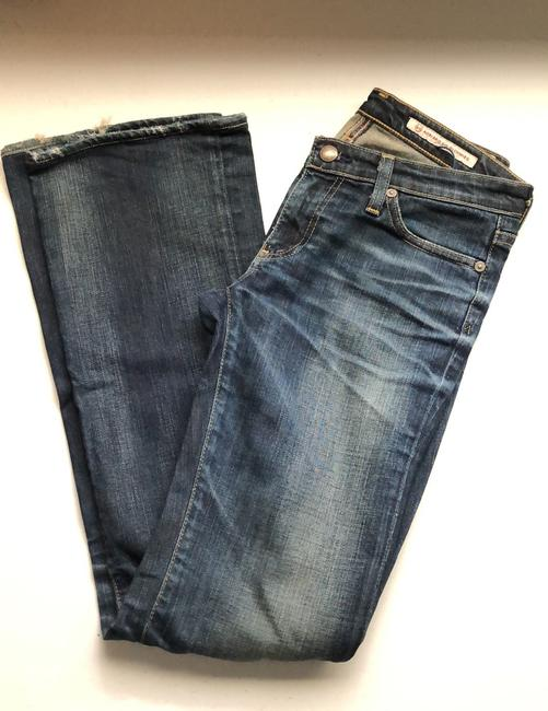AG Adriano Goldschmied Boot Cut Jeans-Dark Rinse Image 11