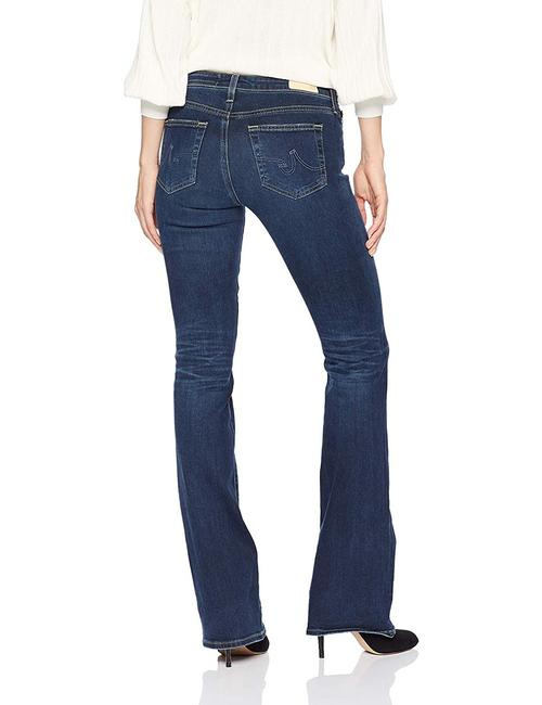 AG Adriano Goldschmied Boot Cut Jeans-Dark Rinse Image 4