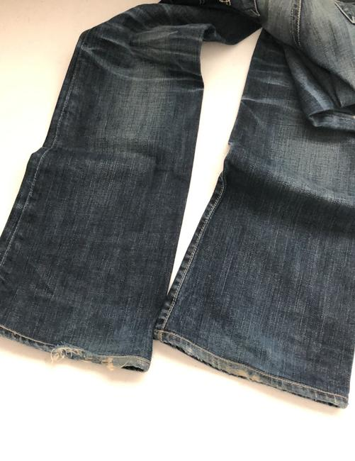 AG Adriano Goldschmied Boot Cut Jeans-Dark Rinse Image 5