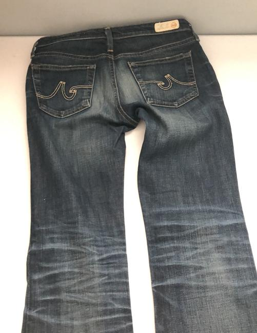 AG Adriano Goldschmied Boot Cut Jeans-Dark Rinse Image 6