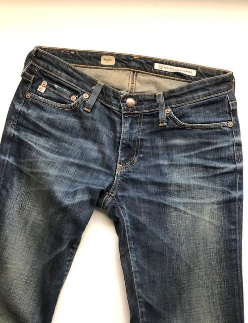 AG Adriano Goldschmied Boot Cut Jeans-Dark Rinse Image 7