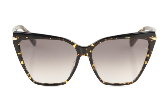 Item - Brown Ebisu Cat-eye Sunglasses