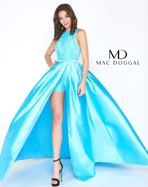 Mac Duggal Couture Dress Image 1