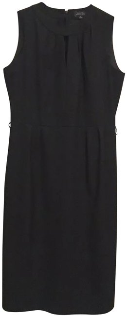 Preload https://img-static.tradesy.com/item/25671140/tahari-black-sleeveless-mid-length-workoffice-dress-size-10-m-0-1-650-650.jpg