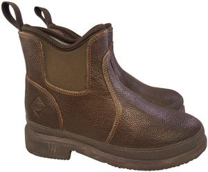 the original muck Man Man Size 7 brown Boots