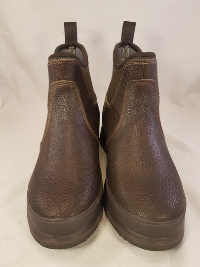 the original muck Man Man Size 7 brown Boots Image 2