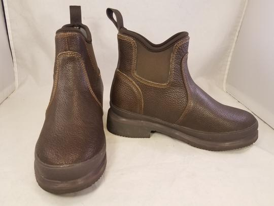 the original muck Man Man Size 7 brown Boots Image 3