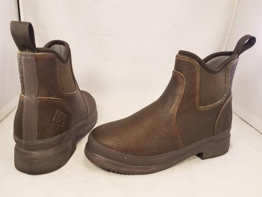 the original muck Man Man Size 7 brown Boots Image 4
