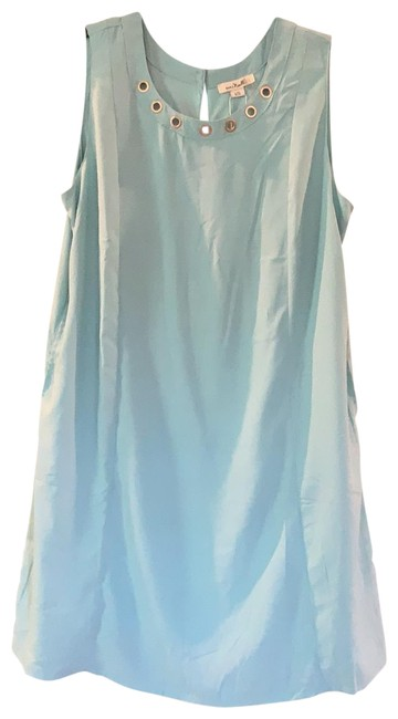 Simply Noelle short dress sky blue on Tradesy Image 0