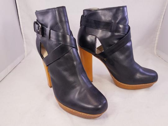 Michael Kors Woman Size Ankle Sexy Collection black Boots Image 1