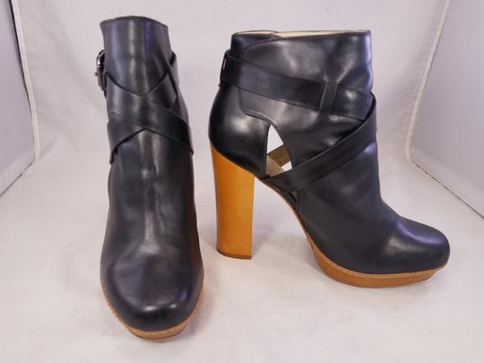 Michael Kors Woman Size Ankle Sexy Collection black Boots Image 3