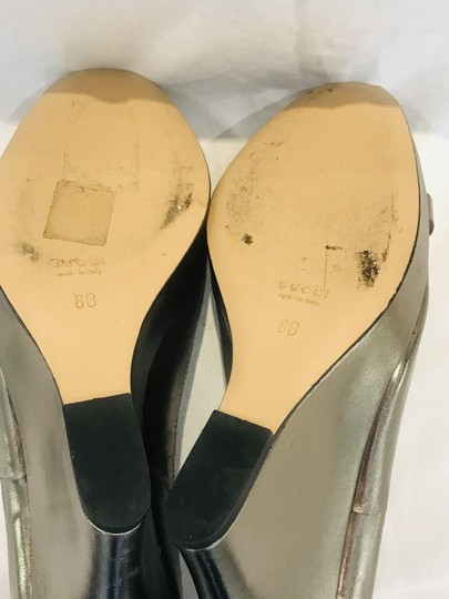 Gucci gold Wedges Image 9