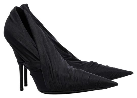 Balenciaga Night Out Date Night Black Pumps Image 0