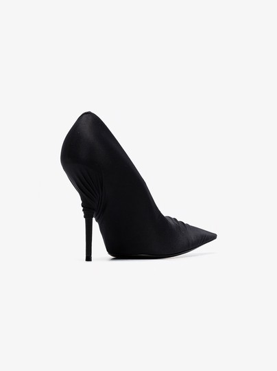 Balenciaga Night Out Date Night Black Pumps Image 3