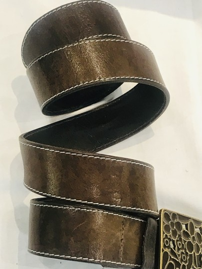 Paul Smith Brown leather belt Image 5