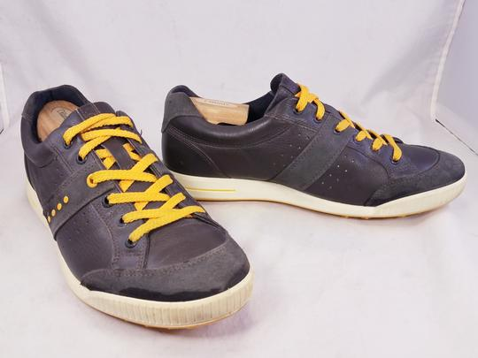 Ecco Man Golf Spikeless Man Size 43 brown Athletic Image 1