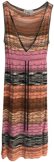 Preload https://img-static.tradesy.com/item/25671276/m-missoni-multicolored-knitted-mid-length-night-out-dress-size-2-xs-0-1-650-650.jpg