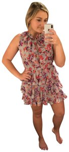 MISA Los Angeles short dress multi on Tradesy