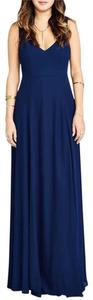 navy Maxi Dress by Show Me Your Mumu
