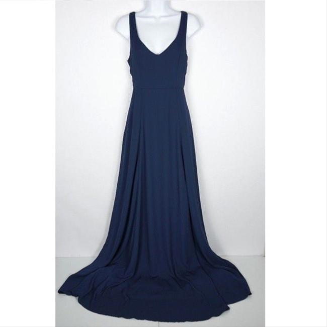 navy Maxi Dress by Show Me Your Mumu Image 2
